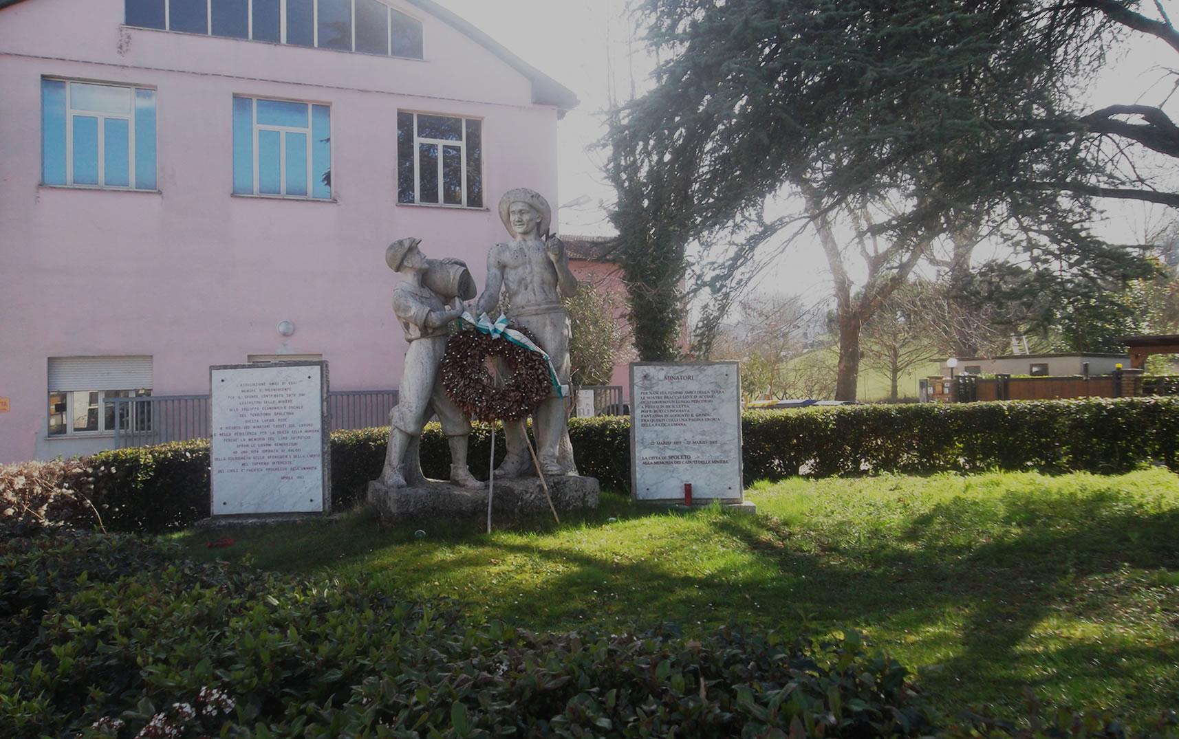 Amici delle Miniere di Morgnano - Associazione - Spoleto - Umbria Italy